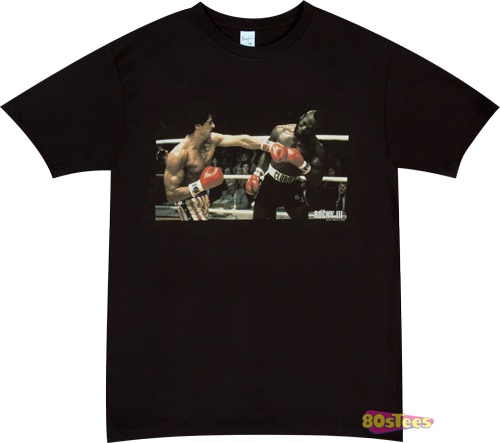 Rocky Knock Out T-Shirt