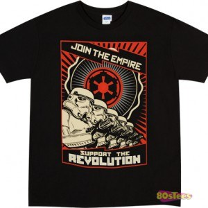 Support The Revolution T-Shirt