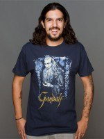 The Hobbit Gandalf Pipe T-Shirt