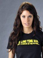 A Long Time Ago, But Somehow In The Future T-Shirt