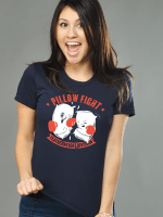 Pillow Fight, Featherweight Division T-Shirt