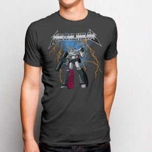 Metal Head Transformers T-Shirt