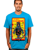 It's Just A Flesh Wound Game T-Shirt