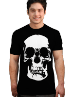 Sherlock: Skull on the Wall T-Shirt