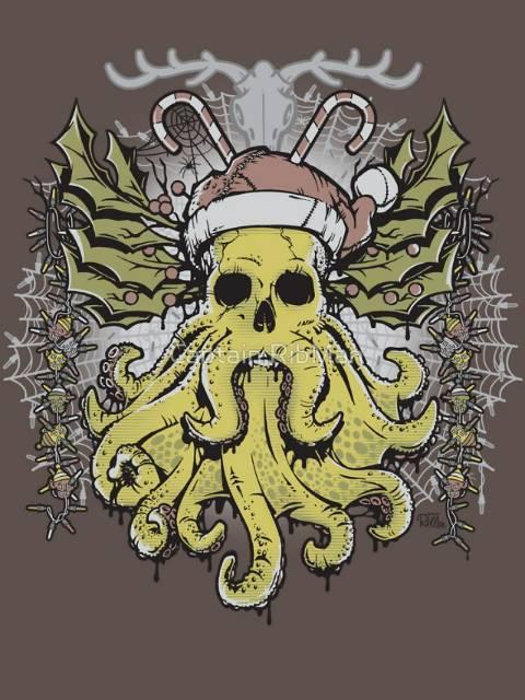 Merry Cthulhumas