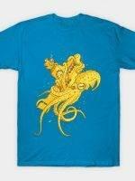 Beatles vs Kraken T-Shirt