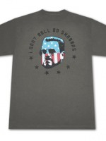 The Big Lebowski Sobchak Don't Roll On Shabbas T-Shirt
