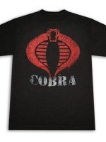 GI Joe Cobra Symbol T-Shirt