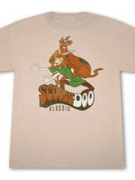 Scooby Doo Shaggy Classic Tan T-Shirt