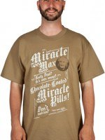 Miracle Max Princess Bride T-Shirt