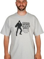 Sleep Well Princess Bride T-Shirt