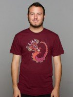 Diablo III Cartoon Lord of Terror T-Shirt