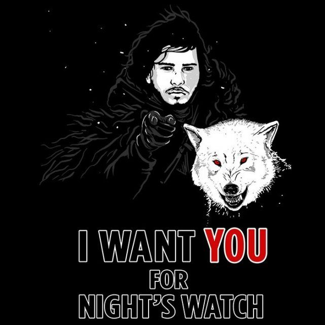 Uncle Jon Game Of Thrones T Shirt