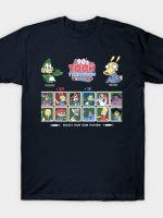 90's Toon Throwdown T-Shirt