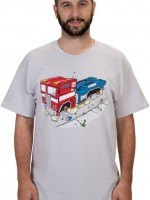 Rims Optimus Prime T-Shirt