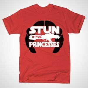 STUN IS FOR PRINCESSES