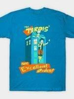 Excellent Tardis Adventure T-Shirt