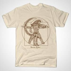 Vitruvian Hunter