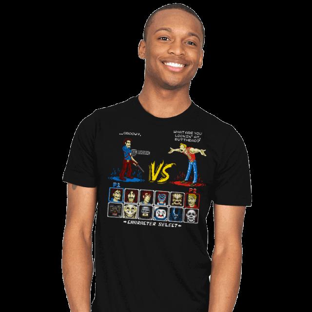 Super 80's Good Vs. Evil 2 T-Shirt