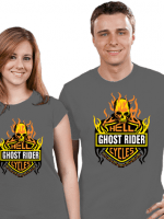 Ghost Rider Hellcycles T-Shrt