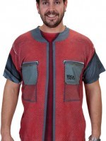 Marty's Jacket Back To The Future 2 T-Shirt