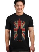 10th UK flag T-Shirt