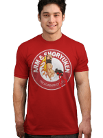 Arm Shoryuken T-Shirt