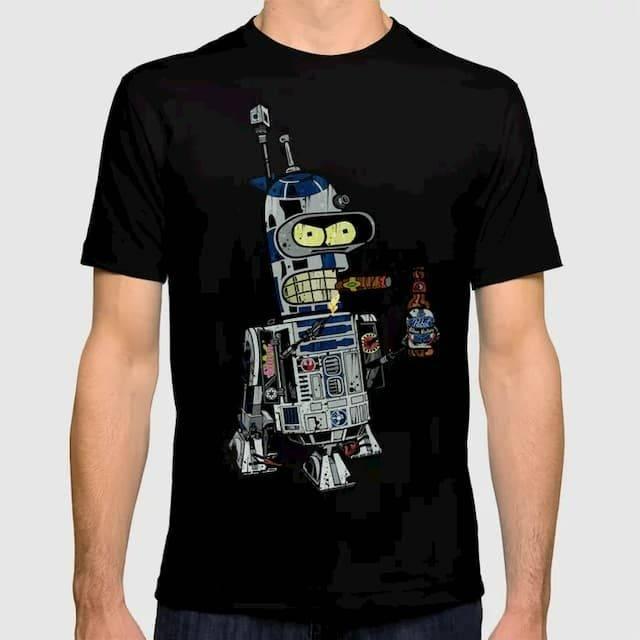 BendR2D2 T-Shirt