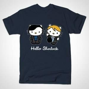 Hello Sherlock & Watson