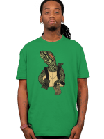 Hero In A Halfshell T-Shirt