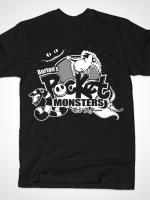 Burton's Pocket Monsters T-Shirt
