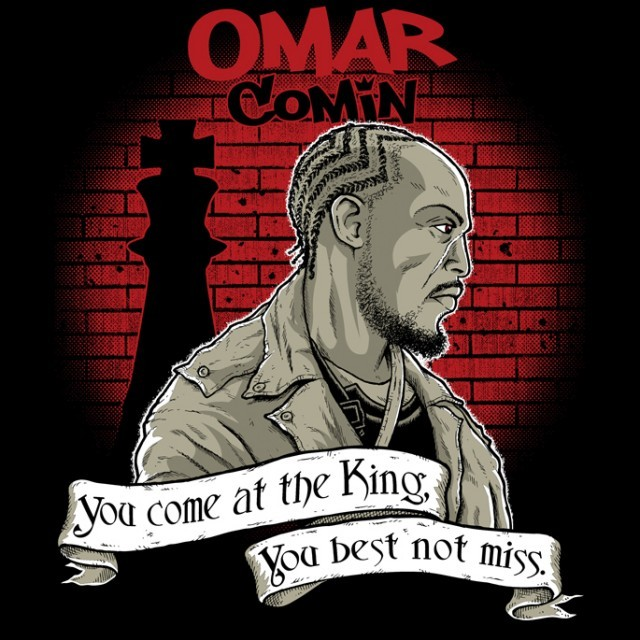 Omar The Wire Come At The King