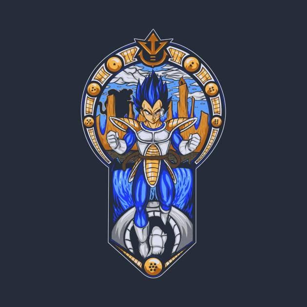 Prince Of Saiyans Dragon Ball T Shirt The Shirt List