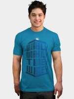 Wibbly wobbly T-Shirt