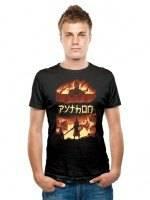 Attack on Python T-Shirt