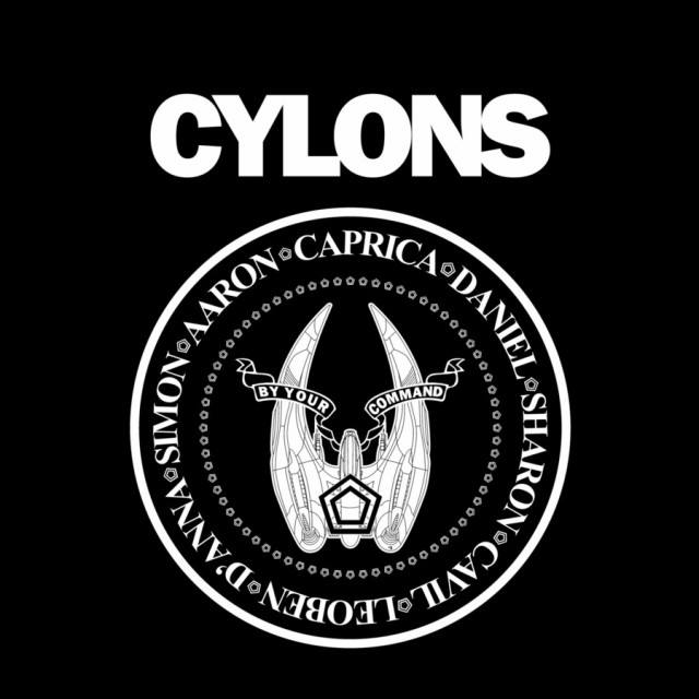 CYLONS