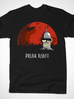 DRUNK ROBOT T-Shirt