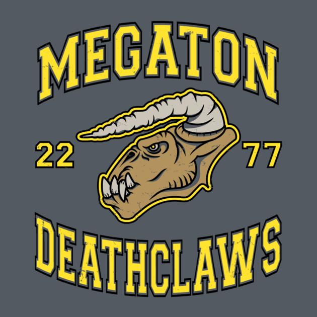 MEGATON DEATHCLAWS