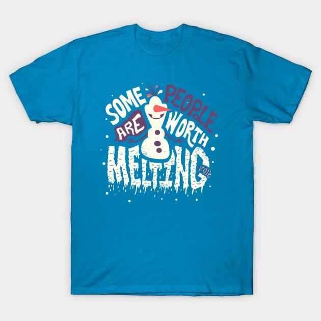Printable some people are worth melting for party for T shirt printing fort worth