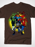 Teenage Mutant Turtle League T-Shirt