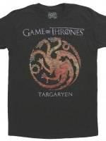 Game of Thrones Targaryen T-Shirt