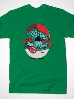 GREEN POKEHOUSE T-Shirt