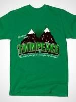 GREET. TWIN PEAKS T-Shirt