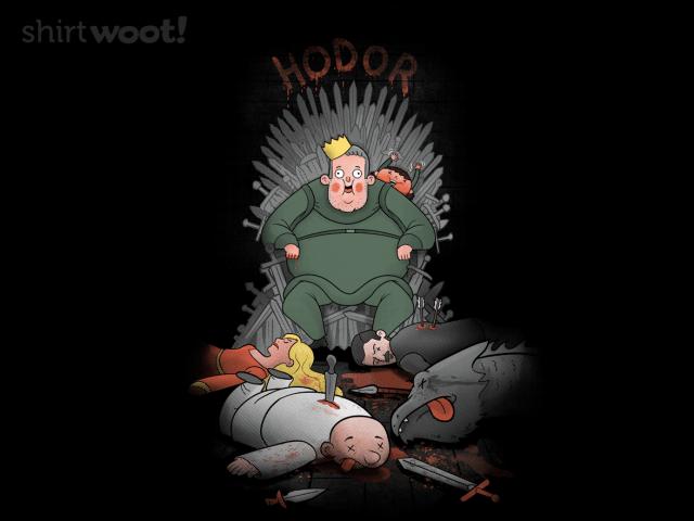 Game of Hodor