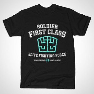 Soldier First Class
