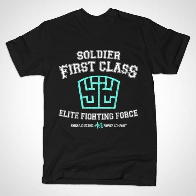 Soldier First Class