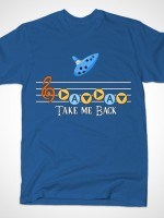 Song of Time- Take me Back T-Shirt