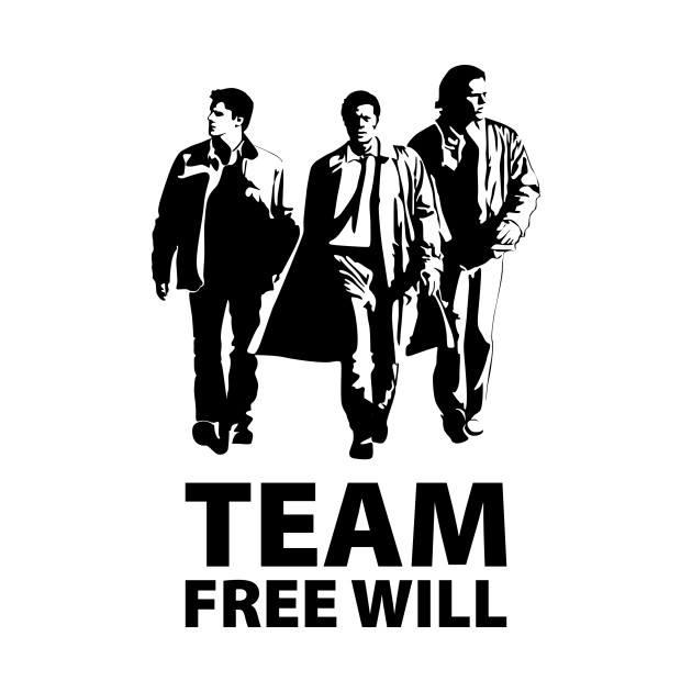 Team Free Will Superna...