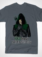 FAILED THIS CITY T-Shirt