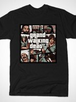 Grand Walking Dead T-Shirt